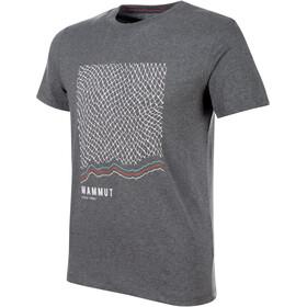 Mammut Sloper T-Shirt Homme, storm melange